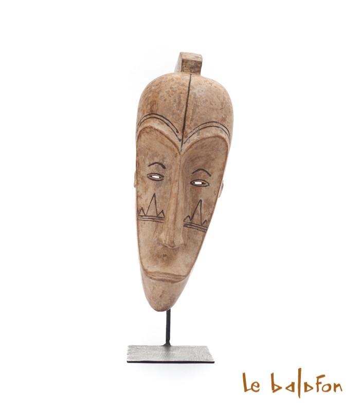 masque africain nantes