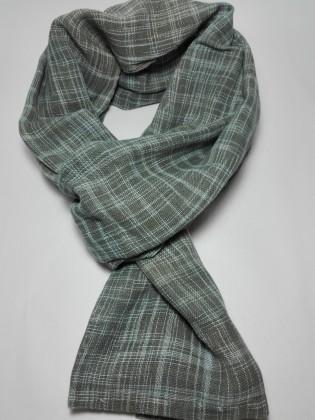 foulard homme ethnique en coton bio