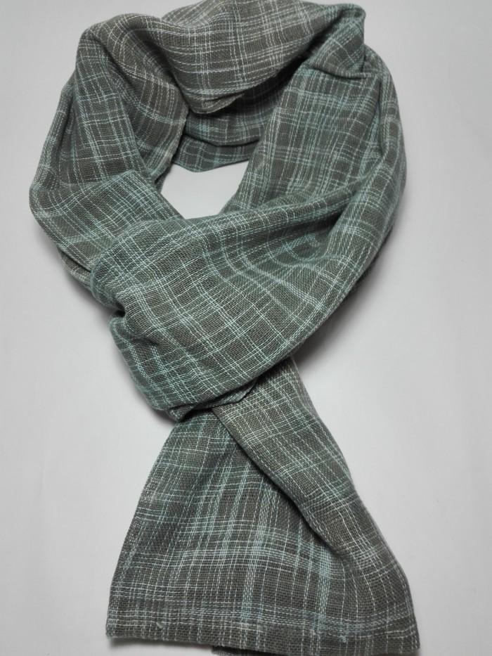 sélectionner pour véritable luxe produit chaud foulard homme ethnique en coton bio