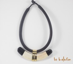 collier africain ethnique chic