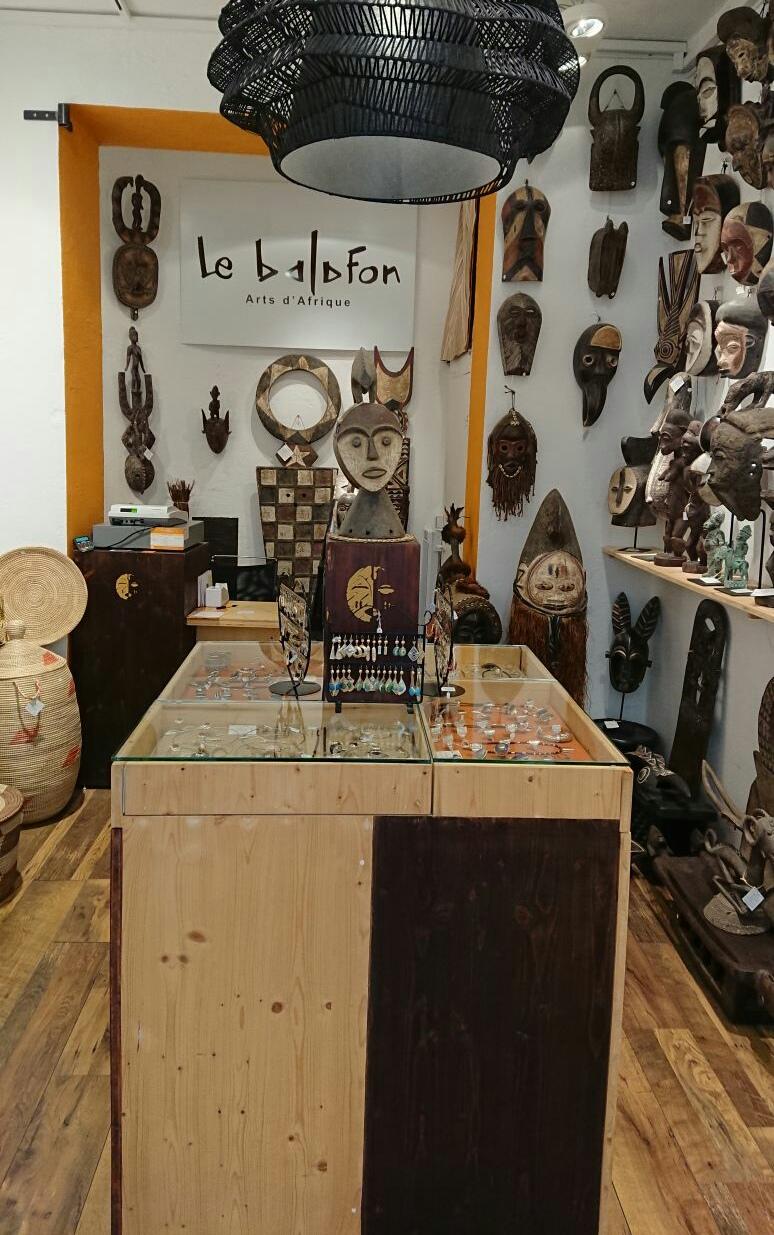 Le Balafon Arts d'Afrique