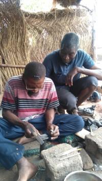 Artisans bijoutiers Mali